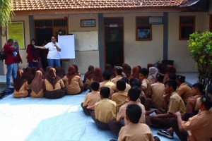 Workshop Entrepreneurship oleh Ida K. Sianipar