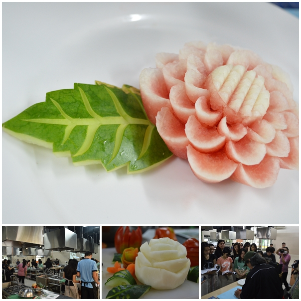 Fruit Carving-1