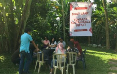 Bootcamp Towards Sustainable Impact