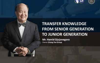 Transfer Knowledge from Senior Generation to Junior Generation Family Business Seminar