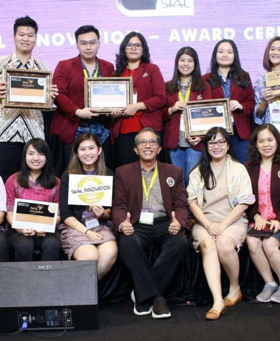 Pameran Internasional Industri Makan dan Minuman (SIAL InterFOOD) 2019