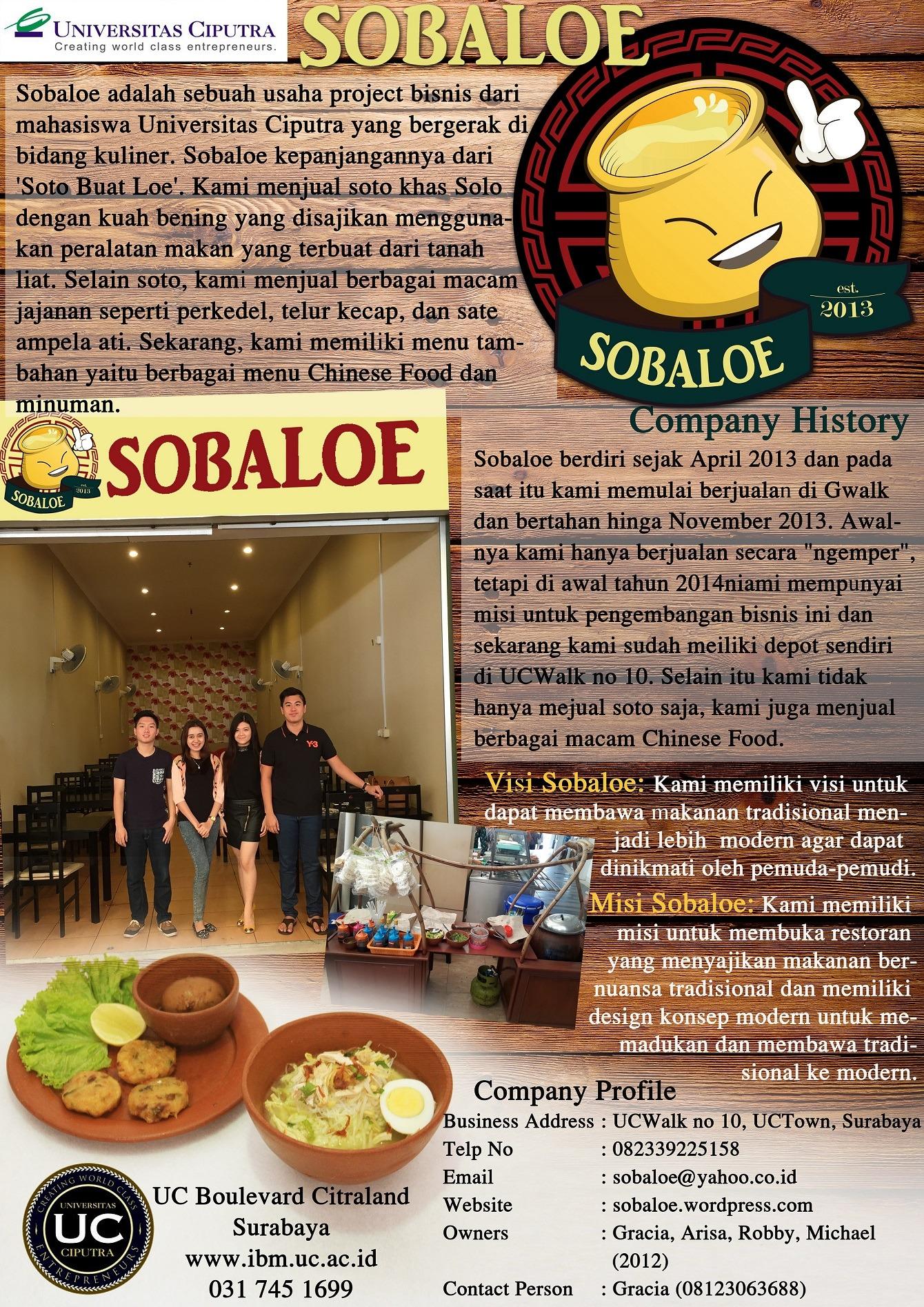 SOBALOE