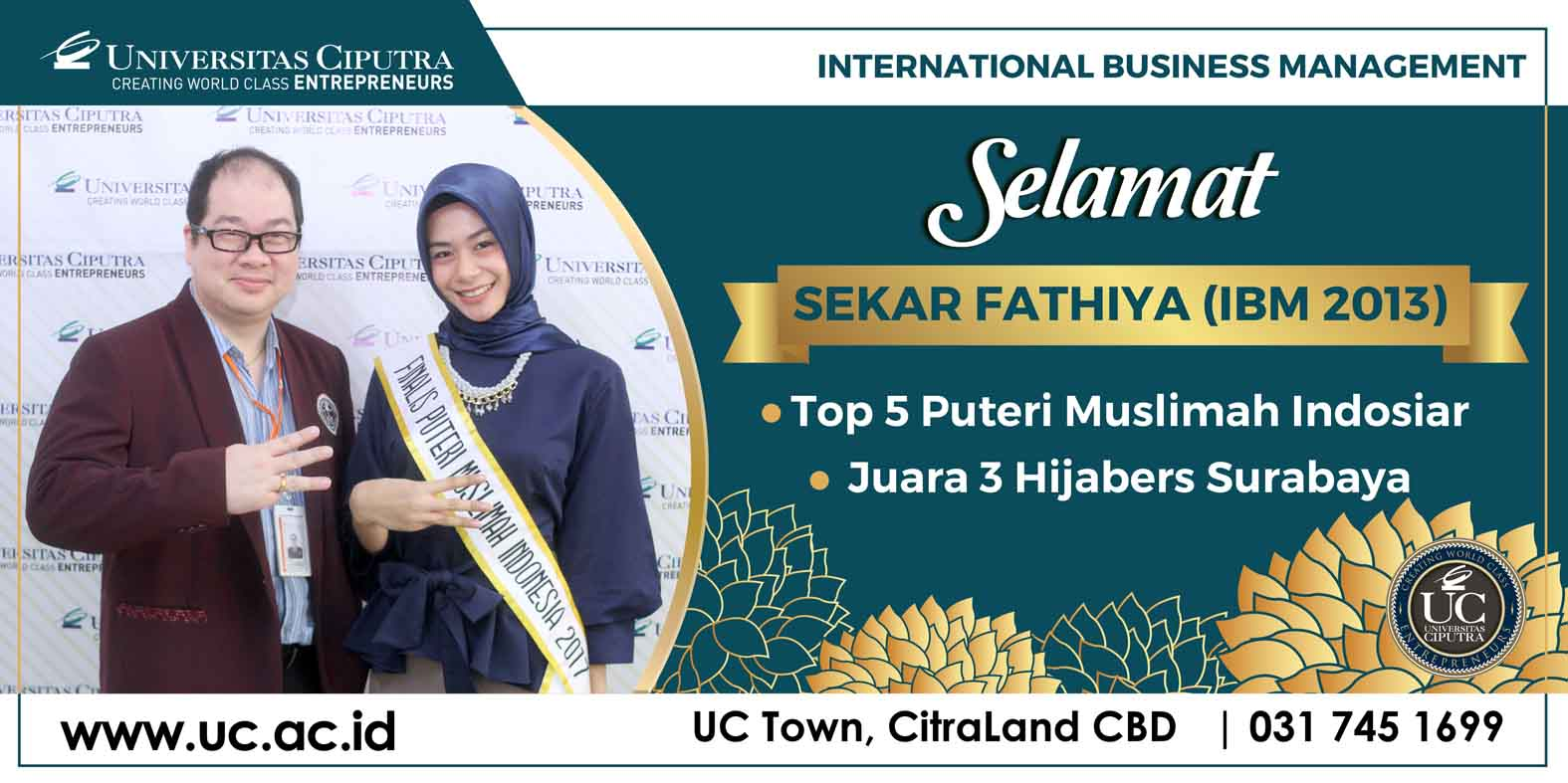 Sekar Fatiyah (IBM 2013)
