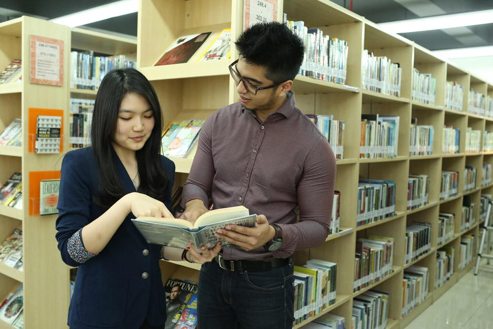 Tentang Perpustakaan Universitas Ciputra