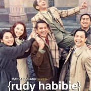 rudy habibie poster