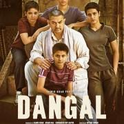 Dangal - poster
