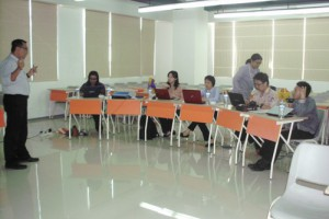 Workshop of Psychology and Entrepreneurship Research Methodology