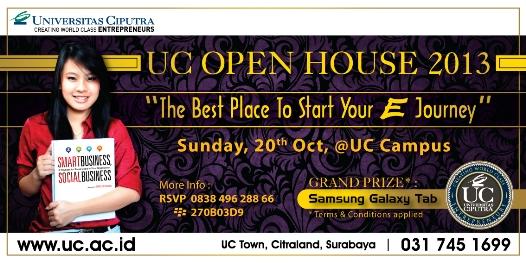 Open House UC