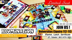 "Workshop ""Illuminator Successful with Commerce"""