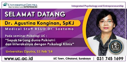 Dr. Agustina Konginan, SpKJ