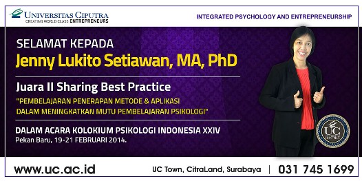 Juara II Sharing Best Practice
