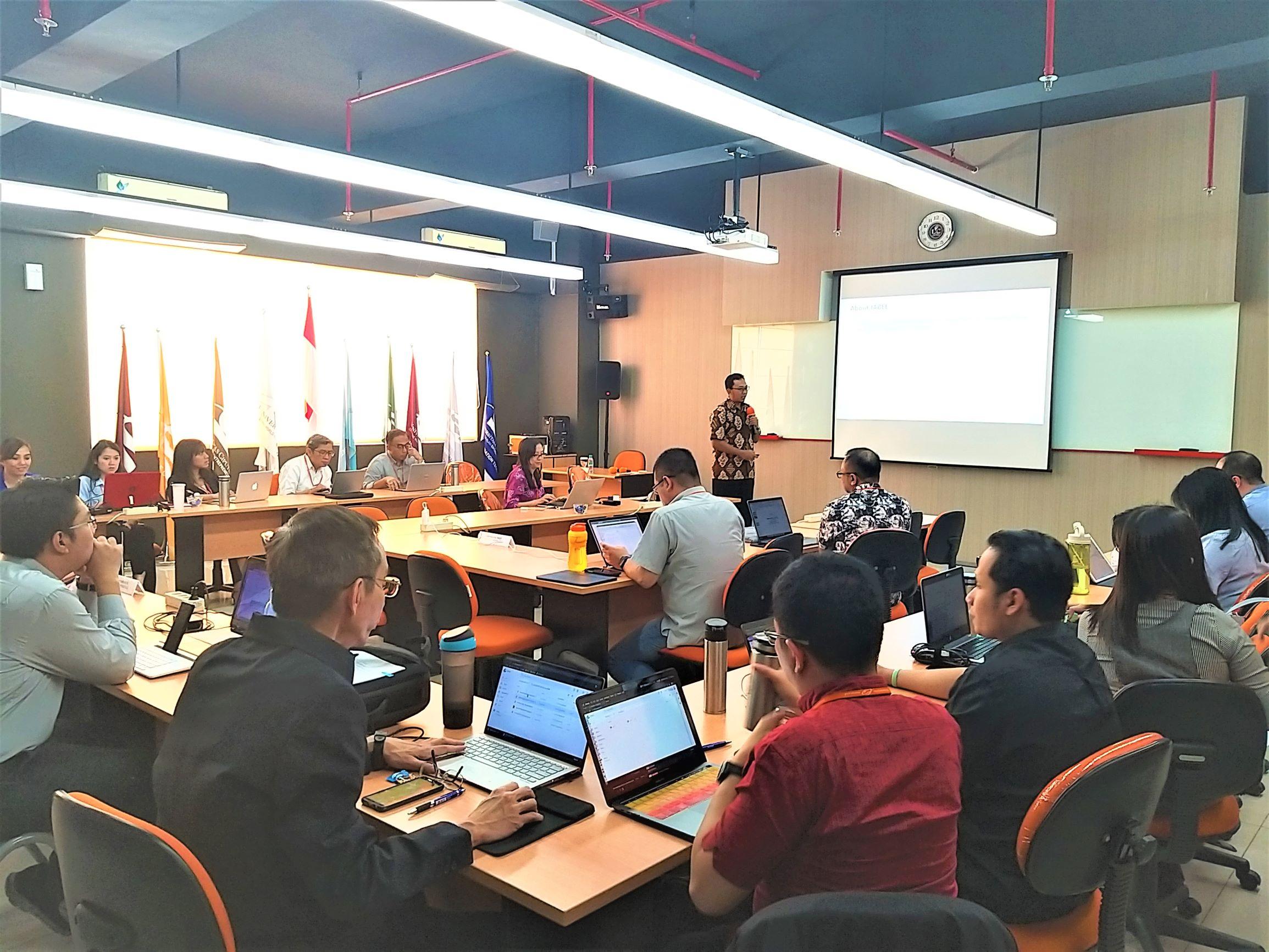 Prodi Informatika, Siap Menuju Akreditasi Internasional