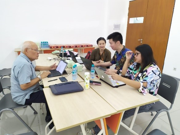 Pendampingan QA dalam Penyusunan Dokumen Management System Fakultas Kedokteran