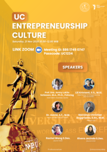 UC Entrepreneurship Culture