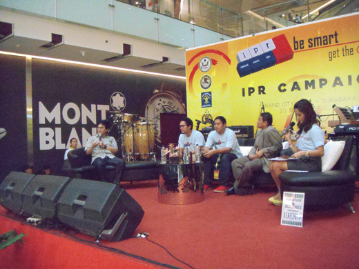 Intellectual Property Rights (IPR) Campaign 2011