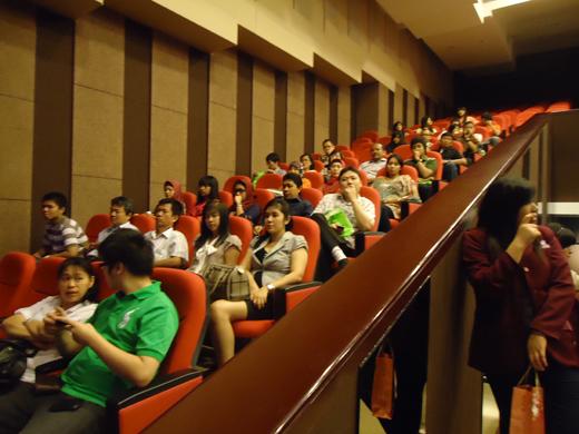 Para Mahasiswa IBM Tahun Ajaran 2011
