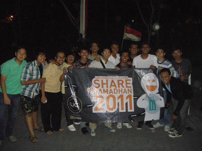 Sahur on The Road UC 2011