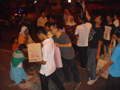 Share For Ramadhan Part III In Action