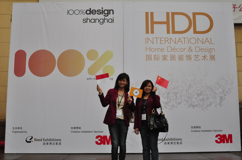 Mahasiswa UC Interior Architecture Tembus ke 100% Design Shanghai