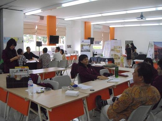 Pameran Karya Interior Arsitektur UC 2011