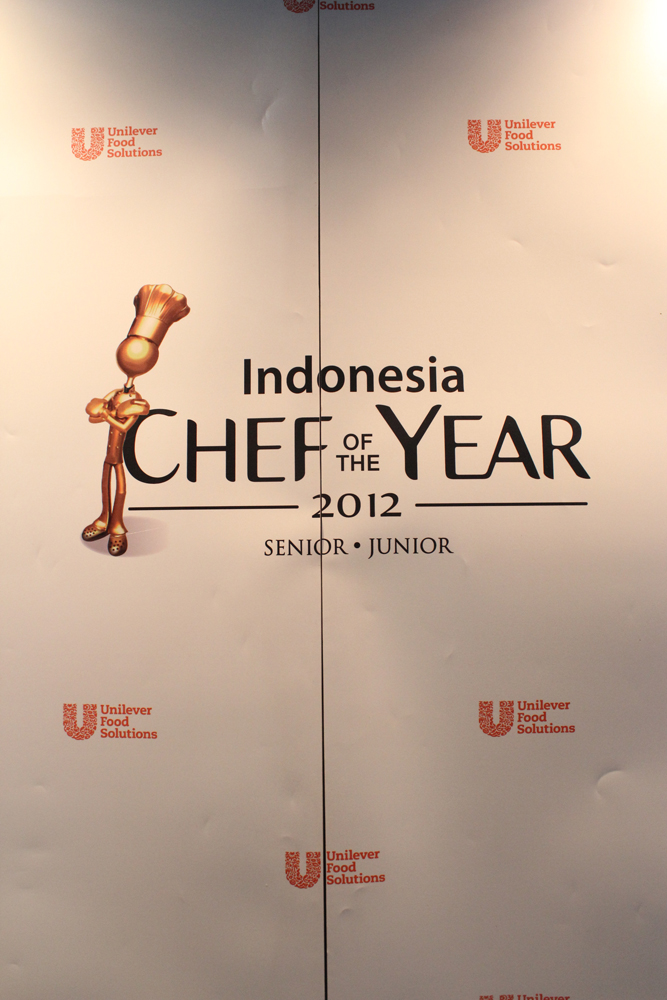 Unilever Chef Competition