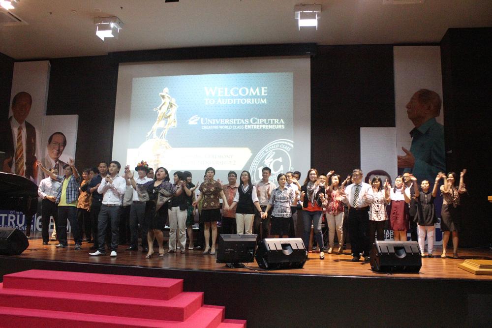 E2 Closing Ceremony