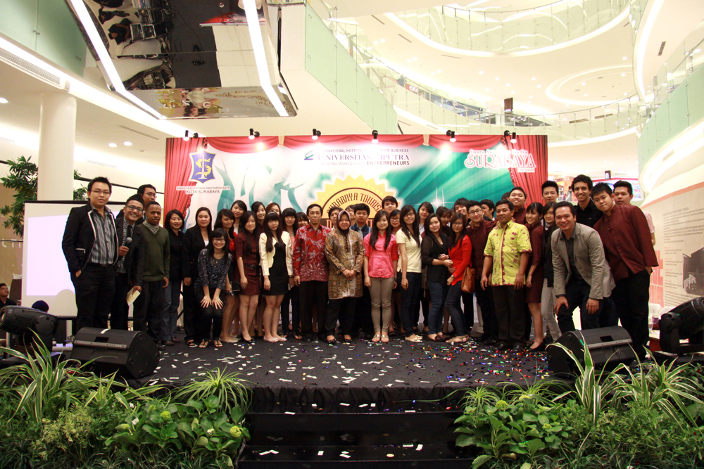 Surabaya Tourism Destination Award 2012