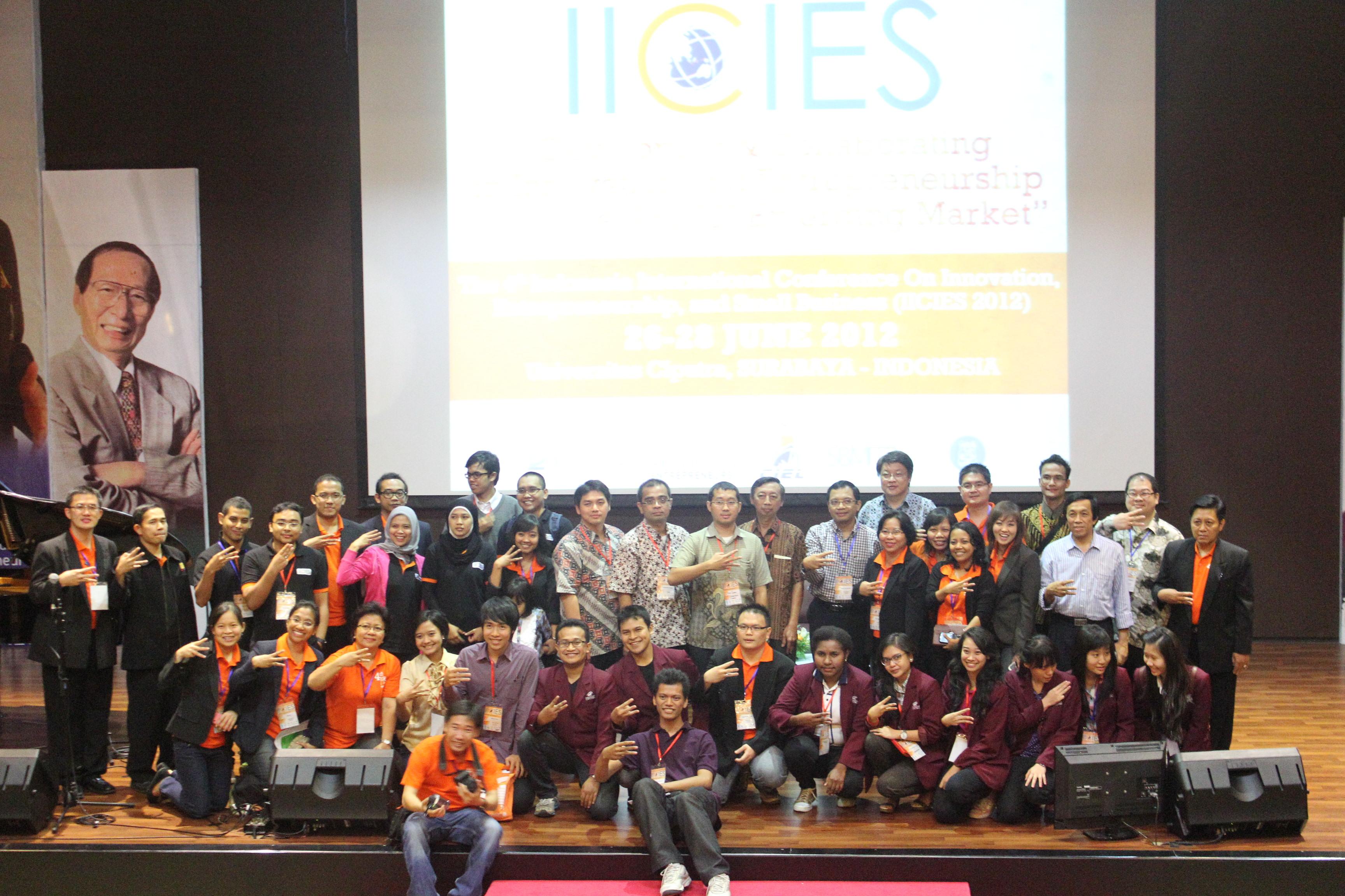IICIES 2012 Day 3