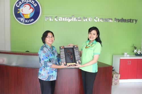 S2 – Company Visit Campina Ice Cream