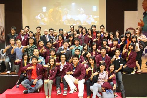 IHTB Seminar and Parents Gathering