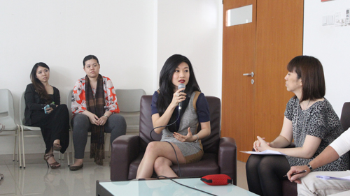 Talkshow with Stella Rissa