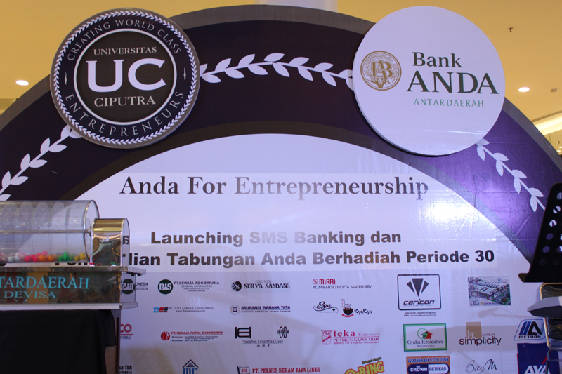 Anda for Entrepreneurship