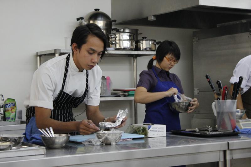 Cooking Class – International Cuisine Art