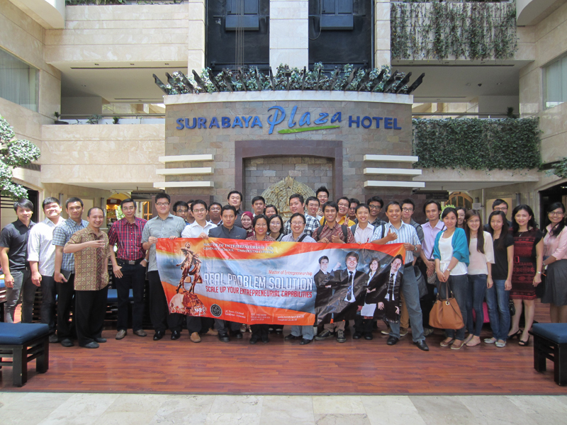 Real Business Solution – Surabaya Plaza Hotel (batch 2)