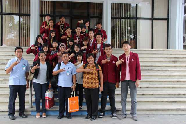 Company Visit – PT Semen Indonesia (Semen Gresik)