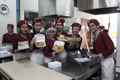 Best Baking Practices – Chef Haryanto Makmoer