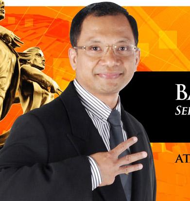 Selamat kepada Dr. Ir. Denny Bernadus, M.M.