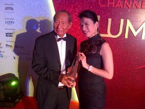 Lifetime Achievement Award untuk Pak Ciputra