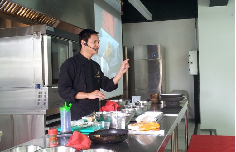 Food Gastronomy with Chef Mandif Warokka