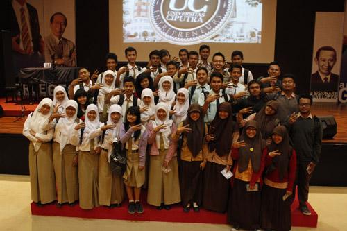 Kunjungan SMA Sidoarjo, Bangkalan, Gresik
