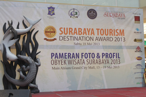 Surabaya Tourism and Destination Award 2013