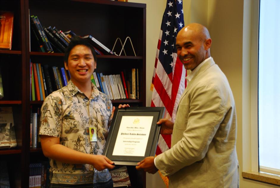 US Consulate Internship