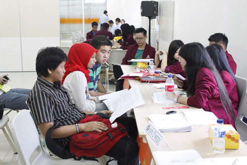 SELAMAT DATANG Calon Mahasiswa Baru angkatan 2013