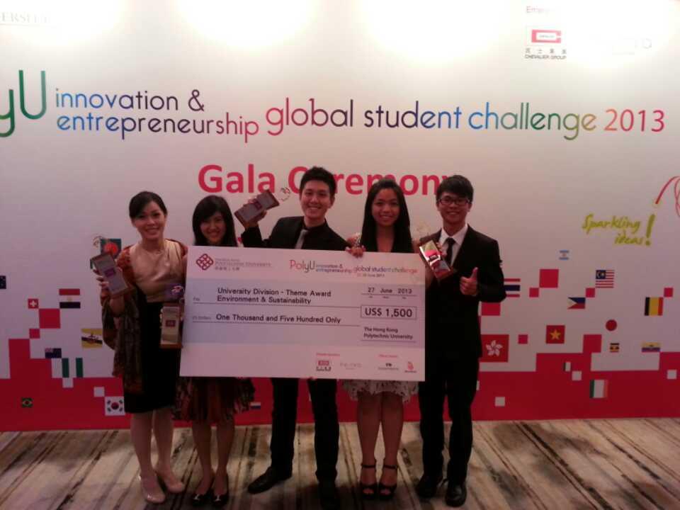 Global Student Challenge Hong Kong