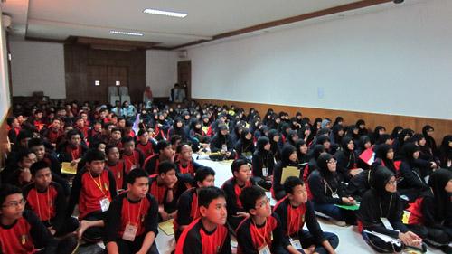 Workshop Entrepreneurship di SMA
