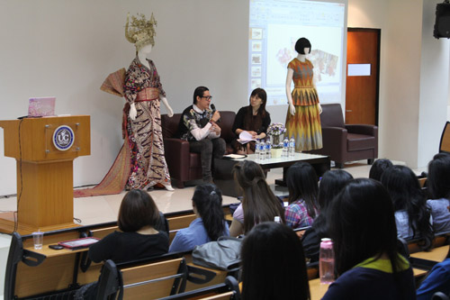 Fashionpreneur Seminar : Exploring Business in Fashion Industry
