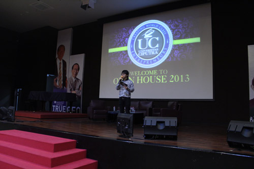 UC Open House 2013, Surabaya