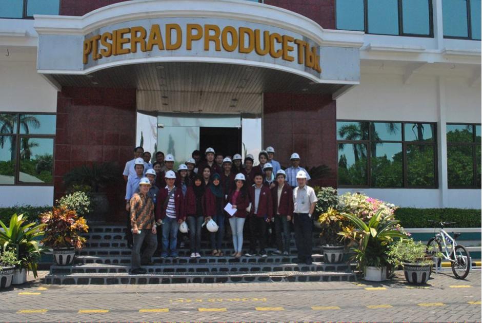 Company Visit – PT Sierad Produce Tbk