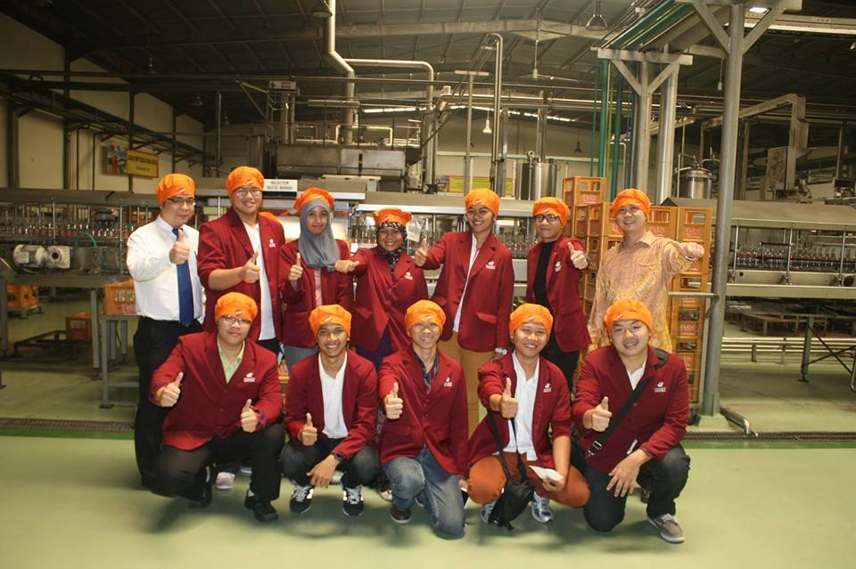 Company Visit PT Sinar Sosro