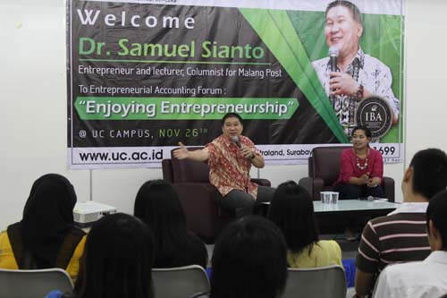 Entrepreneurial Accounting Forum – Enjoying Entrepreneurship
